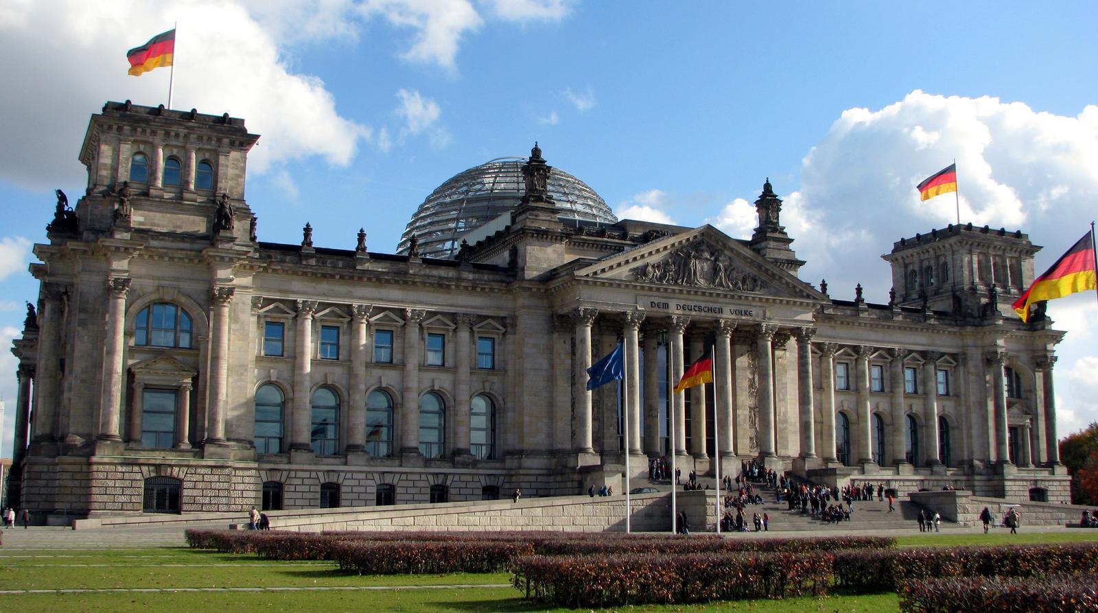 Здание Рейхстага: история и архитектура